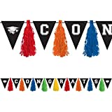 Graduation Tassel 10ft. Garland Decoration (Each) [並行輸入品]