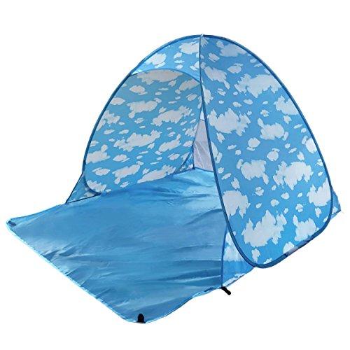 (リラックス) RELAX ブルー スカイ テント ワンタッチ テント 青空 アウトドア RBST-001