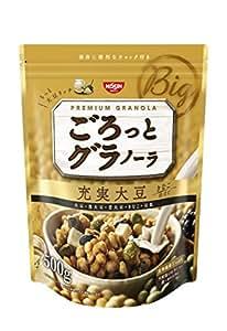 日清シスコ ごろっとグラノーラ充実大豆 500g×6袋