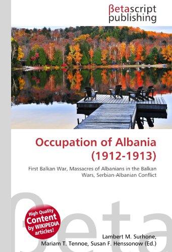 Occupation of Albania (1912-1913)