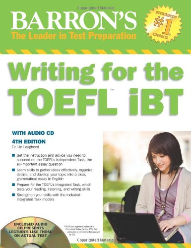 Writing for the TOEFL iBT (Barron's Writing for the Toefl)の詳細を見る