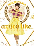 【Amazon.co.jp限定】井口裕香/「2nd LIVE TOUR 2016 az you like...」LIVE Blu-ray<初回仕様版>(Amazon.co.jp限定トレカ付)