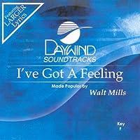 I've Got A Feeling [Accompaniment/Performance Track]【CD】 [並行輸入品]