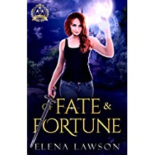 Of Fate and Fortune: A Reverse Harem Paranormal Romance (Arcane Arts Academy Book 4)
