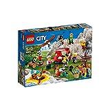 レゴ(LEGO)シティ レゴ(R)シティのアウトドア 60202 ブロック キャンプ