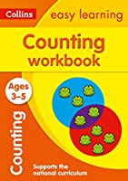 Counting Workbook: Ages 3-5 (Collins Easy Learning Preschool)