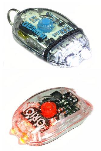 Bikeguy USB充電式ライト ツインパック