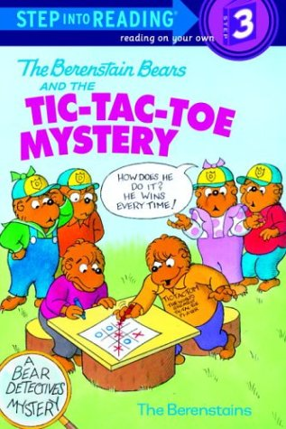 The Berenstain Bears and the Tic-Tac-Toe Mystery (Step into Reading)の詳細を見る