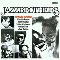 Jazzbrothers by HOWARD MCGHEE (2016-03-23)