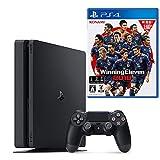 【プライムデーセール対象商品】PlayStation 4 ジェット・ブラック 500GB + ウイニングイレブン2018  セット