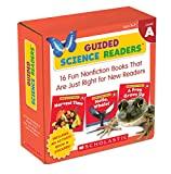 Guided Science Readers Level A: 16 Fun Nonfiction Books That Are Just Right for New Readers