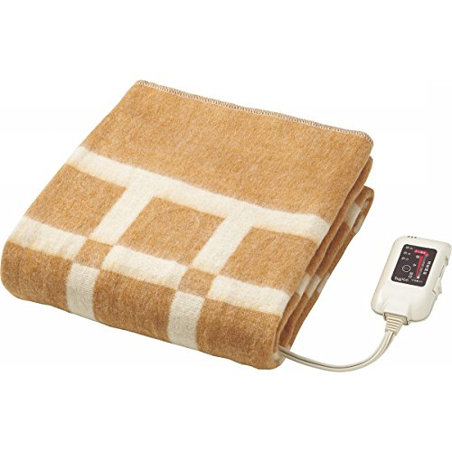 椙山紡織 電気毛布(敷タイプ・140×80cm)【暖房器具】S...