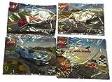 限定品◆送料無料◆LEGO レゴ 昭和シェル フェラーリ◆4種セット