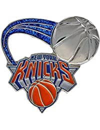 NBA New York Knicks Glitter Trail Pin
