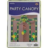 Jungle Monkey Party Canopy ジャングル猿党キャノピー?ハロウィン?サイズ: