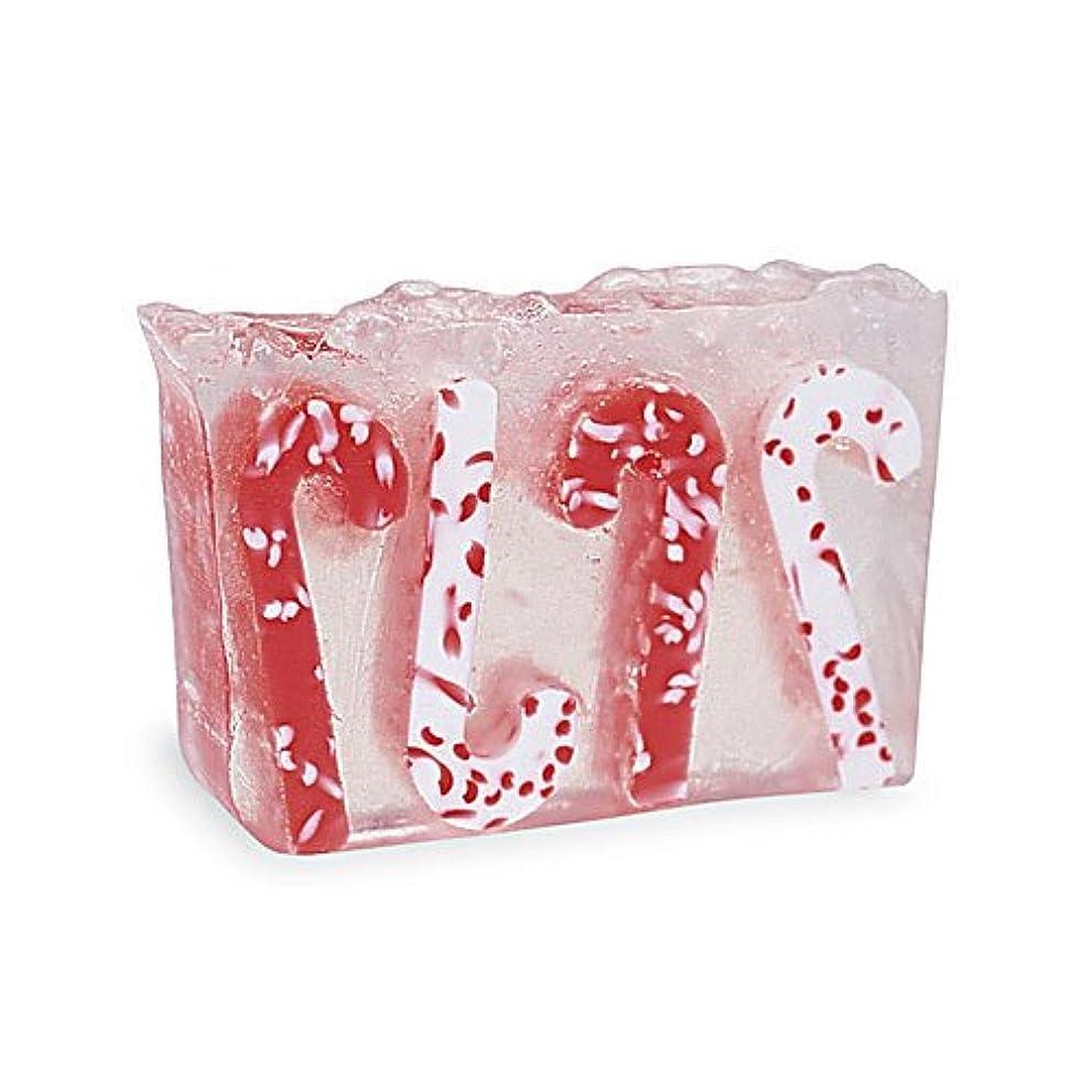 鎖ナイロン調整するプライモールエレメンツ アロマティック ソープ キャンディスティック 180g 植物性 ナチュラル 石鹸 無添加