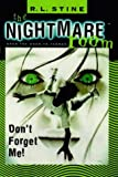 Don't Forget Me (The Nightmare Room)