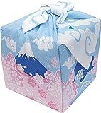 花衣 富士山になる 小風呂敷 画像