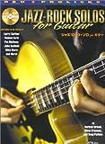 ジャズ/ロックソロフォーギター CD付