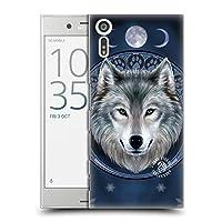 オフィシャル Anne Stokes ルーナー ウルフ ハードバックケース Sony Xperia XZ/Dual