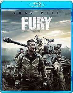 フューリー [AmazonDVDコレクション] [Blu-ray]