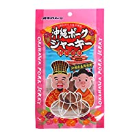 沖縄ポークジャーキー 25g×5袋 オキハム 沖縄県産豚使用 珍味 おつまみに最適