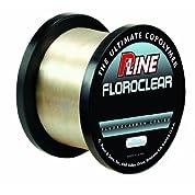 P-ラインをクリア3000ヤードFloroclear釣り糸(6ポンド)