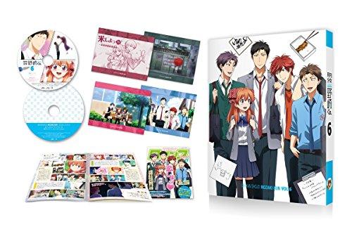 月刊少女野崎くん 第6巻 [Blu-ray]の詳細を見る