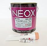 関西ペイント NEOX80 鈑金パテ 1kgセット/標準 厚盛20mm 板金/補修/ウレタン塗料