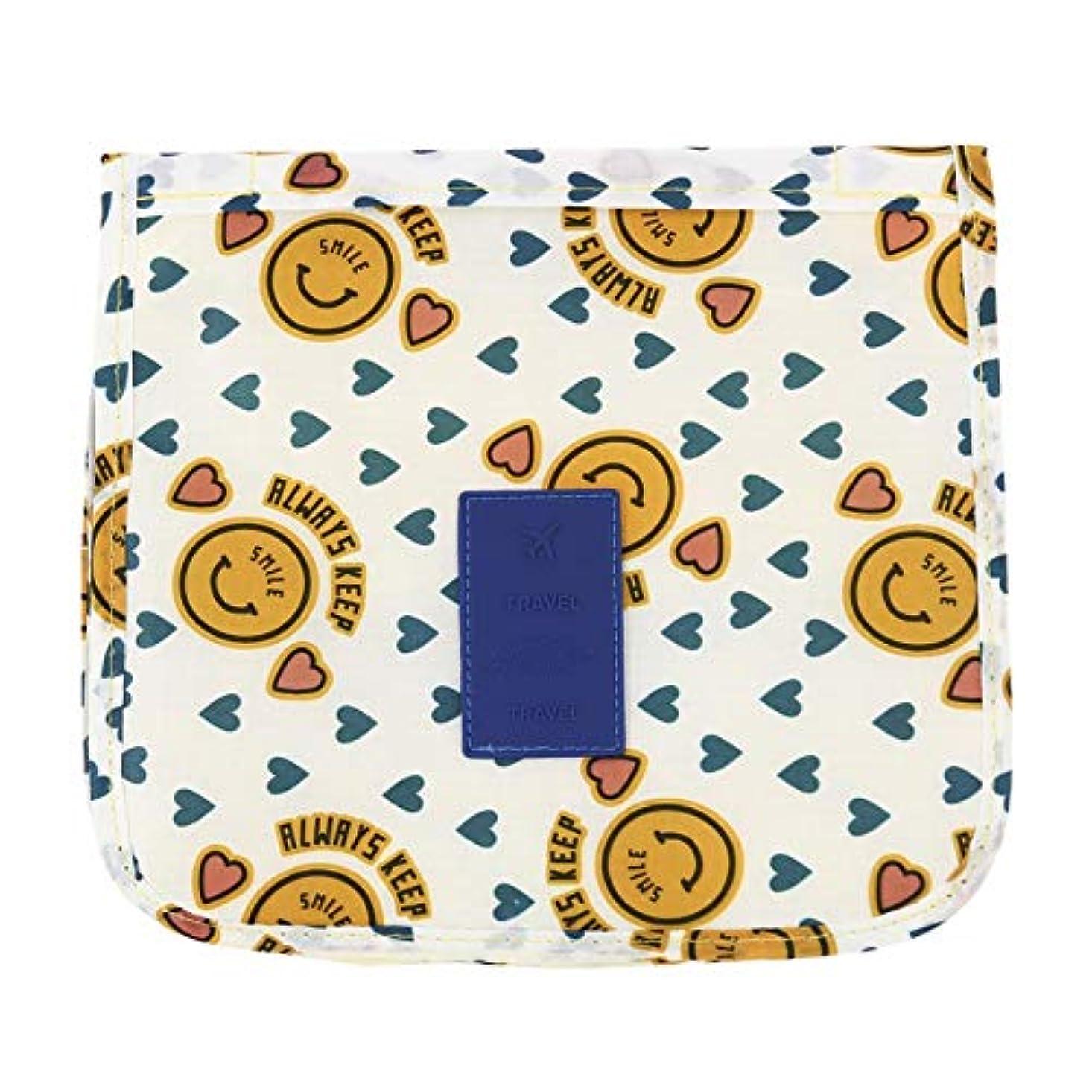 厳しいジョリー依存Wadachikis 例外的な女性ジッパーハンギング防水旅行トイレタリーの洗浄化粧品オーガナイザーバッグバッグ(None Picture Color)