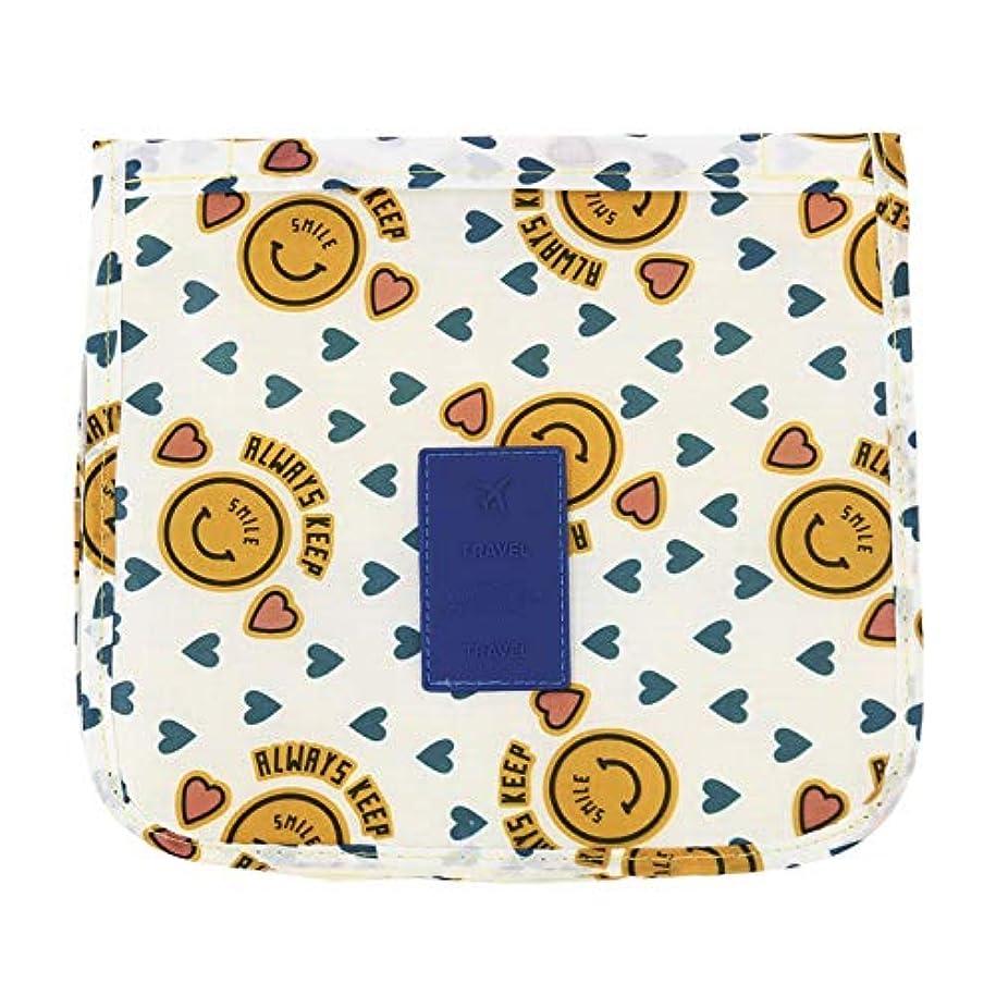 米国値酸化するWadachikis 例外的な女性ジッパーハンギング防水旅行トイレタリーの洗浄化粧品オーガナイザーバッグバッグ(None Picture Color)