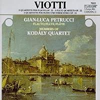 3 Flute Quartets