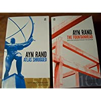 Atlas Shrugged (50th Anniversary Edition) and the Fountainhead (Centennial Edition)