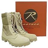 ROTHCO DESERT TAN SPEEDLACE BOOT【ロスコ デザート タン スピードレース ブーツ】【SAND BEIGE 5057】size US8