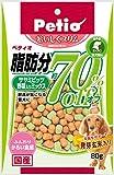 ペティオ (Petio) おいしくスリム脂肪分70%オフ ササミビッツ 野菜入りミックス 80gX5個セット