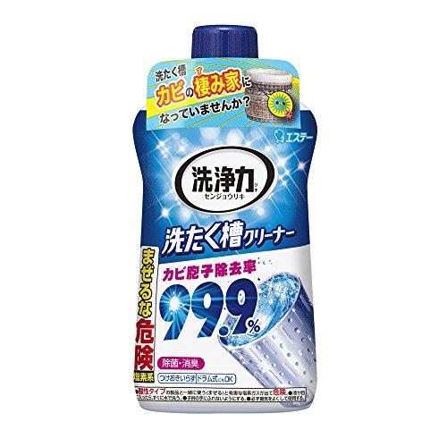 洗浄力 洗たく槽クリーナー 550g...