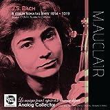 J.S.バッハ : ヴァイオリン・ソナタ全集 (J.S.Bach : 6 Violin Sonatas BWV 1014 ~ 1019 / M. Auclair | Marie Claire Alain) (2CD) [輸入盤] 画像