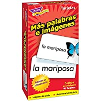 M�s palabras e im�genes (More Picture Words) Flash Cards