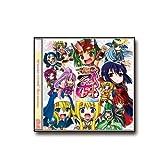 「戦国乙女」 せんごくおとめ ベストセレクションサントラ CD 【戦国乙女 缶バッジ封入】