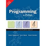 Introduction To Programming In Python: An Interdisciplinary Approach [Paperback] [Jan 01, 2015] Sedgewick Dondero