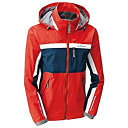 Storm Jib Jacket: Mars Red