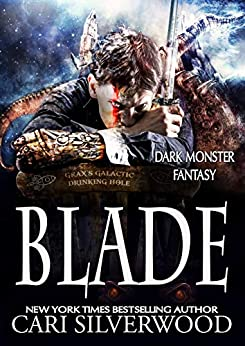 Blade (Dark Monster Fantasy Book 3) by [Silverwood, Cari]