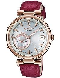 [カシオ]CASIO 腕時計 SHEEN Voyage TIME RING Series スマートフォンリンクモデル SHB-100CGL-7AJF レディース