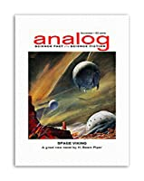 Book Cover Space Viking Science Fiction Novel Orb Canvas Art Print