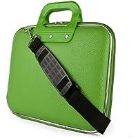 Cady Shoulder Bag Tablets - iPad, Galaxy, Yoga, Transformer Pad, Omni, MeMO Pad, ThinkPad, IdeaTab, Others Green Green 13-14 in.