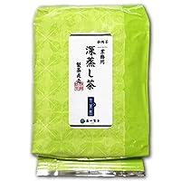静岡産 深蒸し茶 茶葉 500g 業務用・お徳用 … (1)