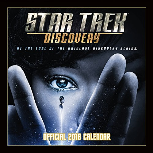 Star Trek Discovery Official 2018 Calendar - Square Wall Format