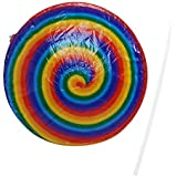 JAGENIE Magic Flying UFO Spinning Spiral Gyroscope Toys Balloons Air Hover Family Game