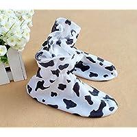 HuaQingPiJu-JP 子供の日かわいいショーコスチュームアクセサリー動物靴(牛)