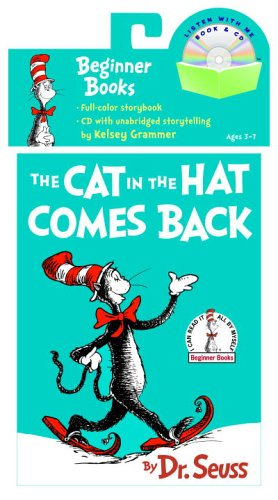 The Cat in the Hat Comes Back (Beginner Books Read-Along Book & CD)の詳細を見る